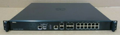 Dell SonicWALL NSA 5600 TotalSecure 1Yr 01-SSC-3833 Network Security Appliance